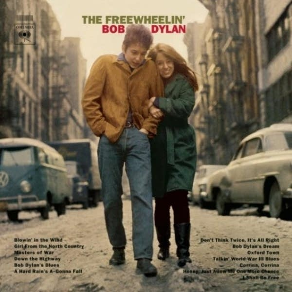 Bob Dylan - The Freewheelin Bob Dylan