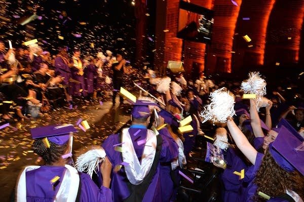 Hunter College spring 2014 commencement
