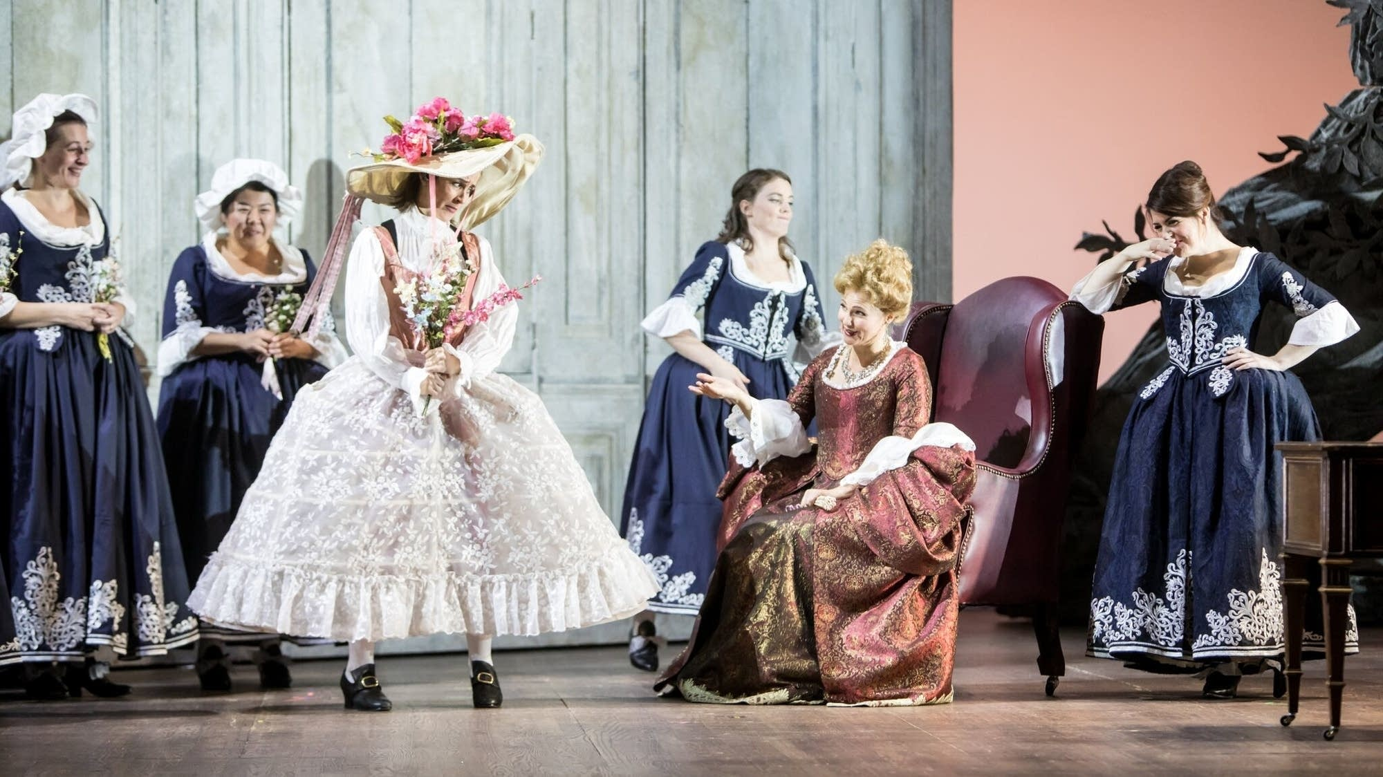 Minnesota Opera's production of 'The Marriage of Figaro.'