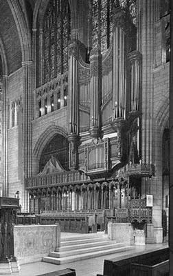 1956 Aeolian-Skinner+ organ at Saint Thomas Church, New York, NY