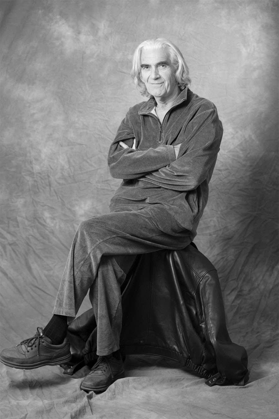 Actor Charles Keating