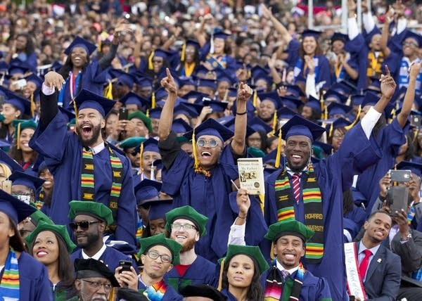 At some HBCUs, enrollment rises from surprising applicants