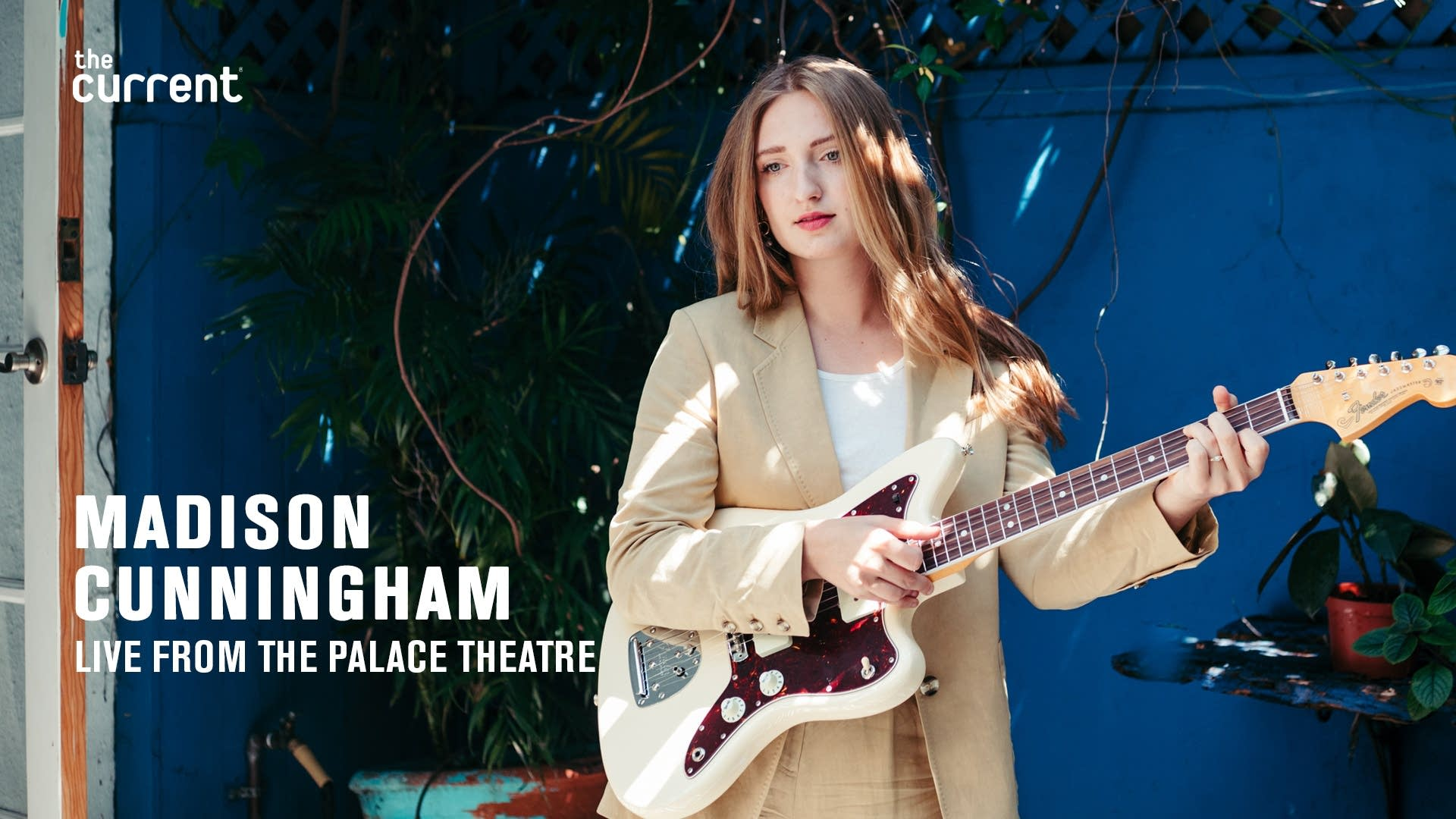 Madison Cunningham live from the Palace Theatre
