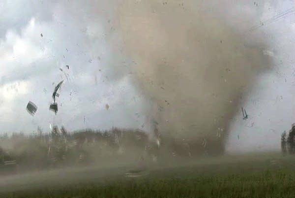 Wilkin County Tornado