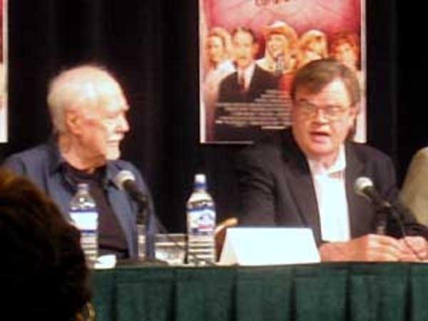 Altman and Keillor
