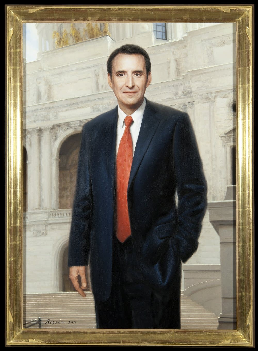 Portrait of Gov. Tim Pawlenty