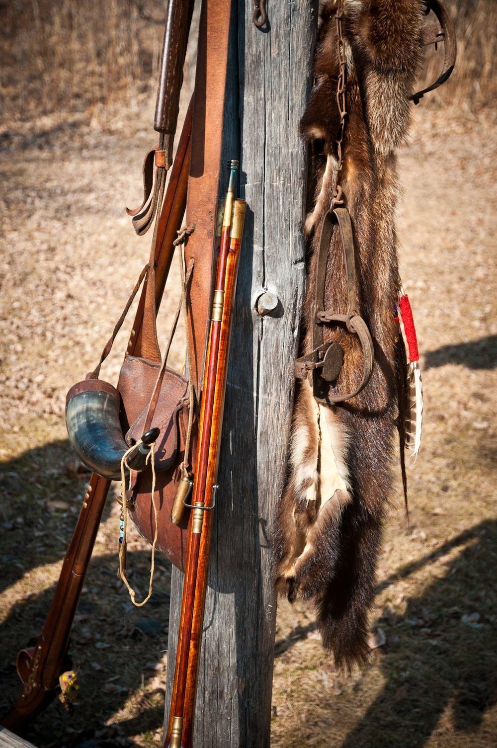 traditional equipment