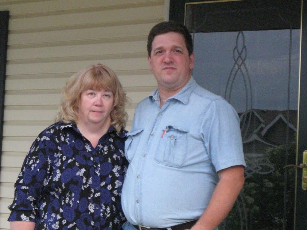 Julie and Tony