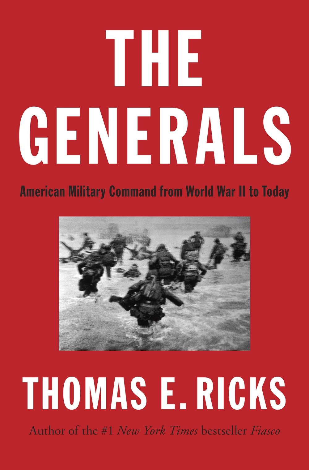 'The Generals' by Thomas Ricks
