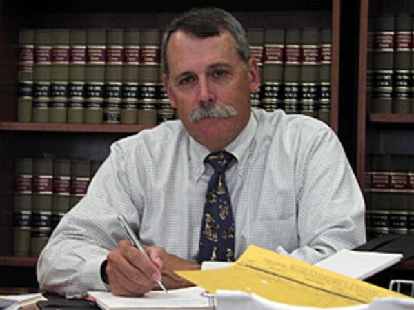Hennepin County Chief Judge James Swenson