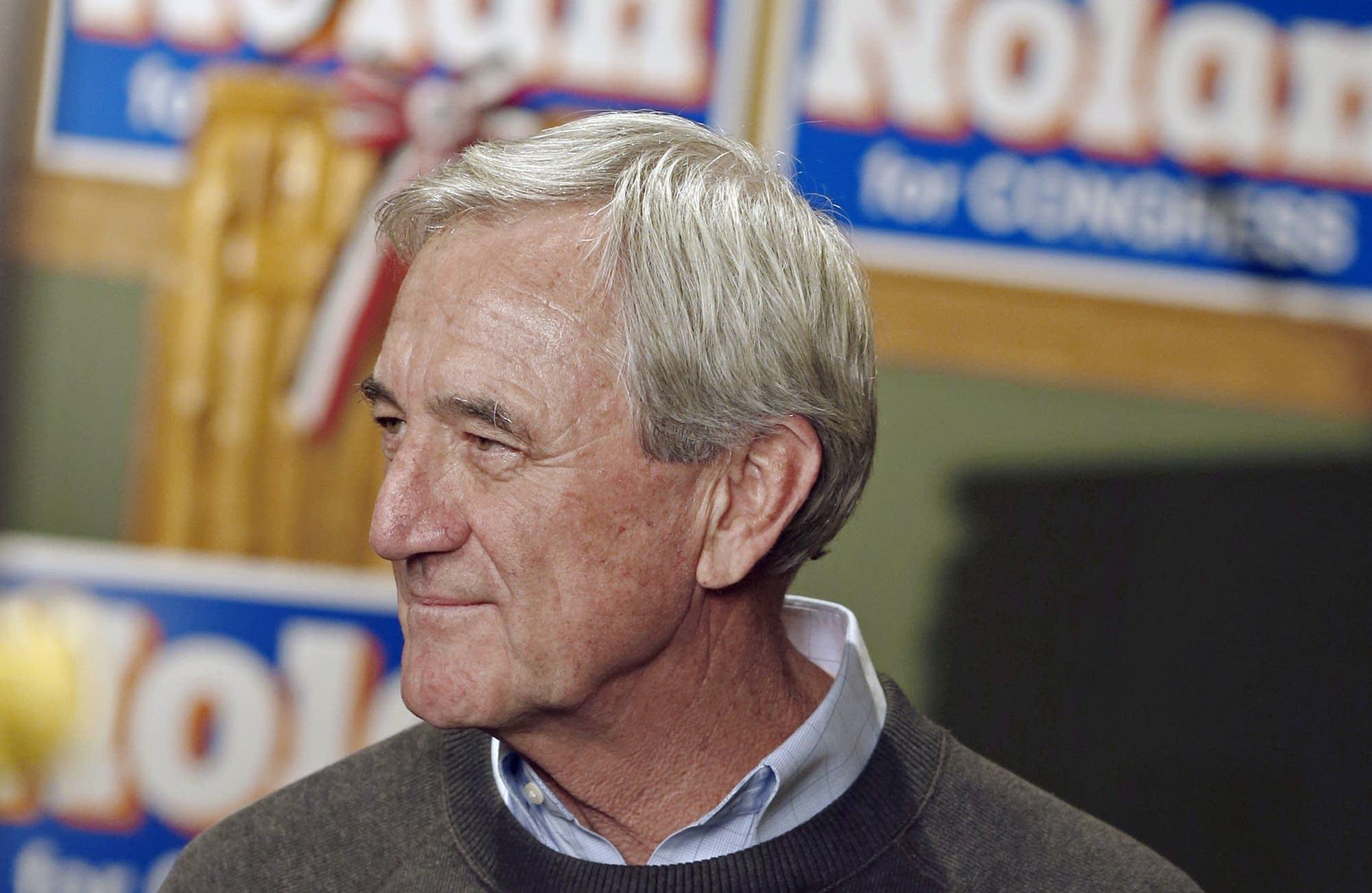 Democrat Congressman Rick Nolan