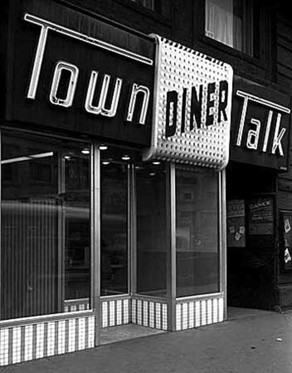 Town Talk Diner in Minneapolis