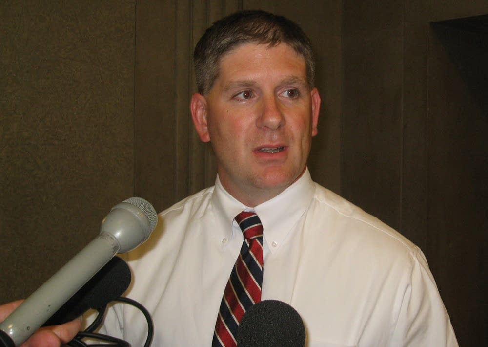 House GOP leader Kurt Zellers