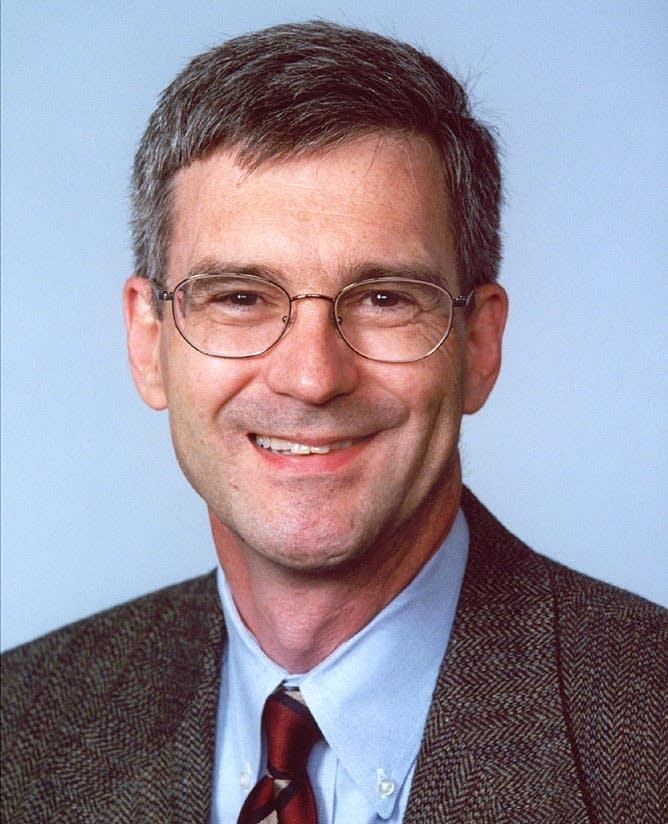 Sen. David Hann, R-Eden Prairie