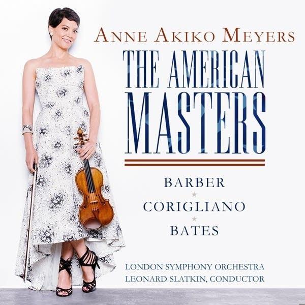 Anne Akiko Meyers, The American Masters