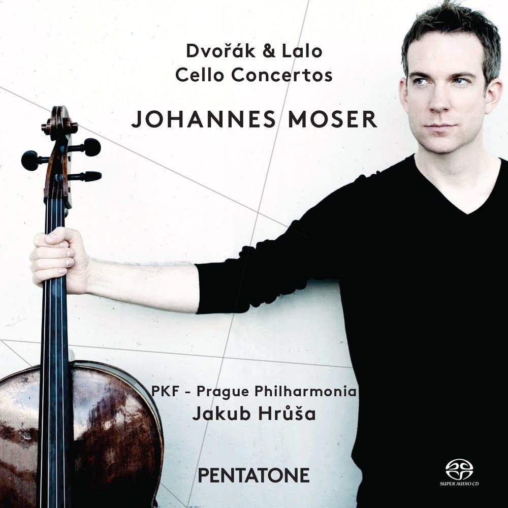 New Classical Tracks: Johannes Moser: Dvorak & Lalo Cello ...