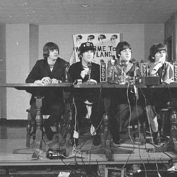 The Beatles at the Metropolitan Stadium, 1965