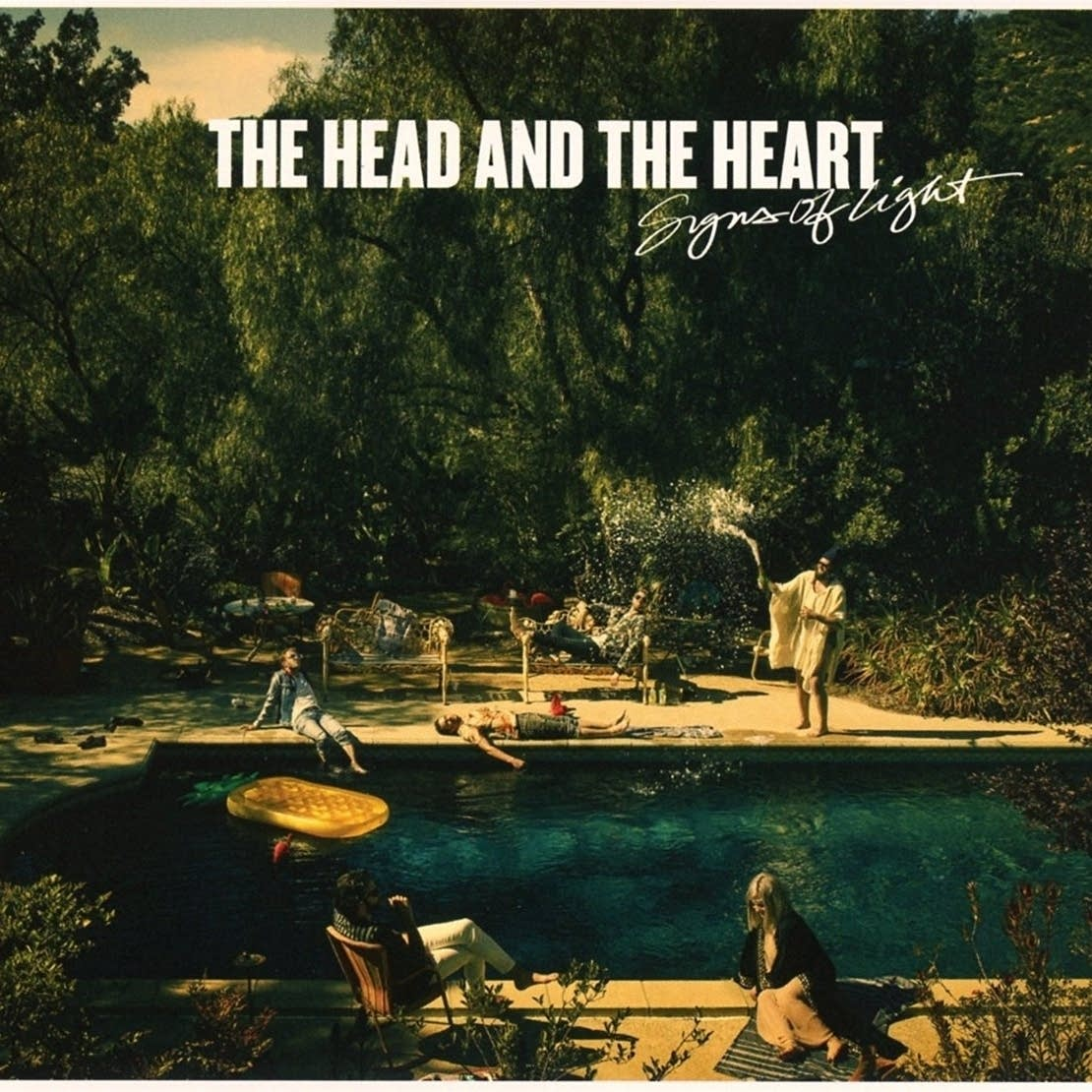 The Head and the Heart, 'Signs of Light'