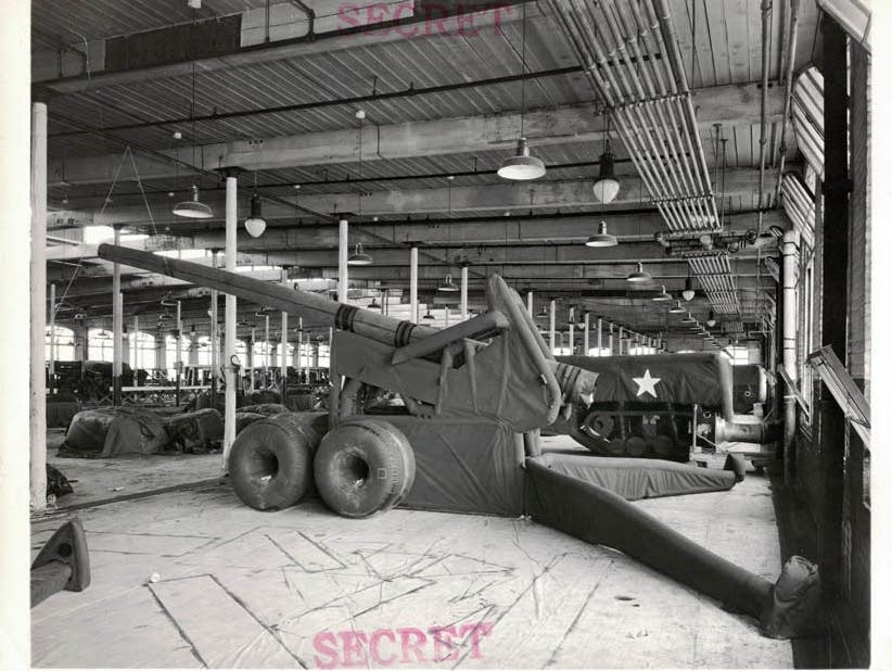 The Ghost Army built deceptive technology to thwart the Germans