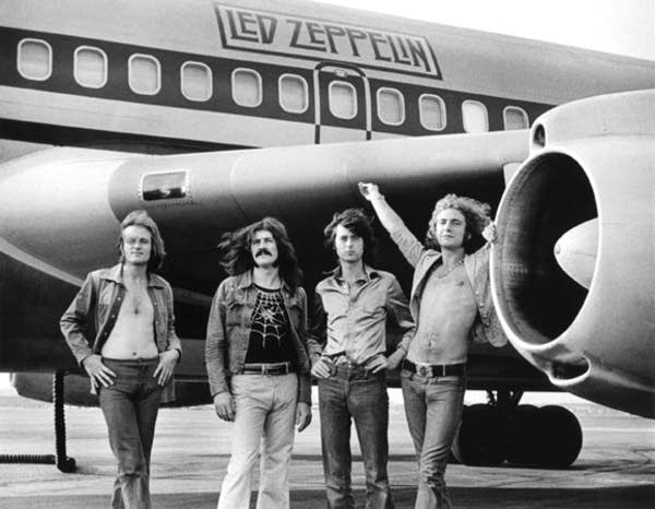 Led Zeppelin - 1973