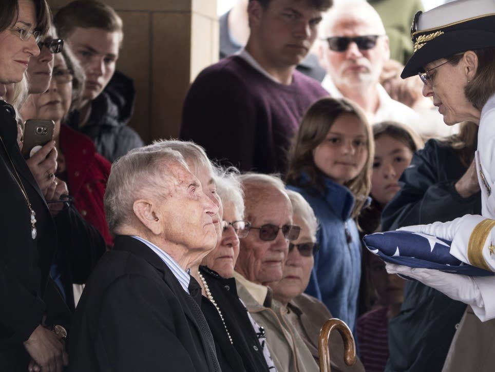 Years Later, Minnesota Sailor Who Died At Pearl Harbor Returns Home