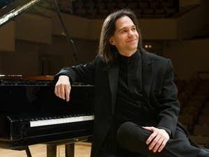 Pianist Horacio Lavandera