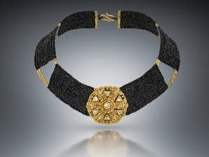 Work from Minnesota jeweler Beth Farber