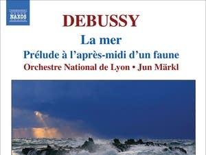 Claude Debussy - La mer: Dialogue du vent de la mer