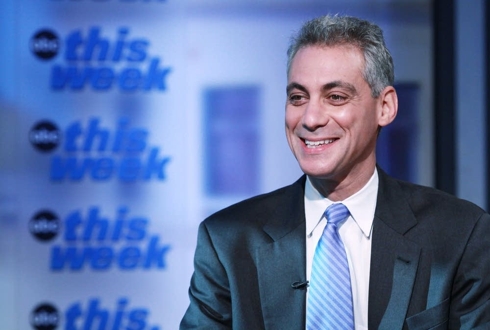 Rahm Emanuel on 'This Week'