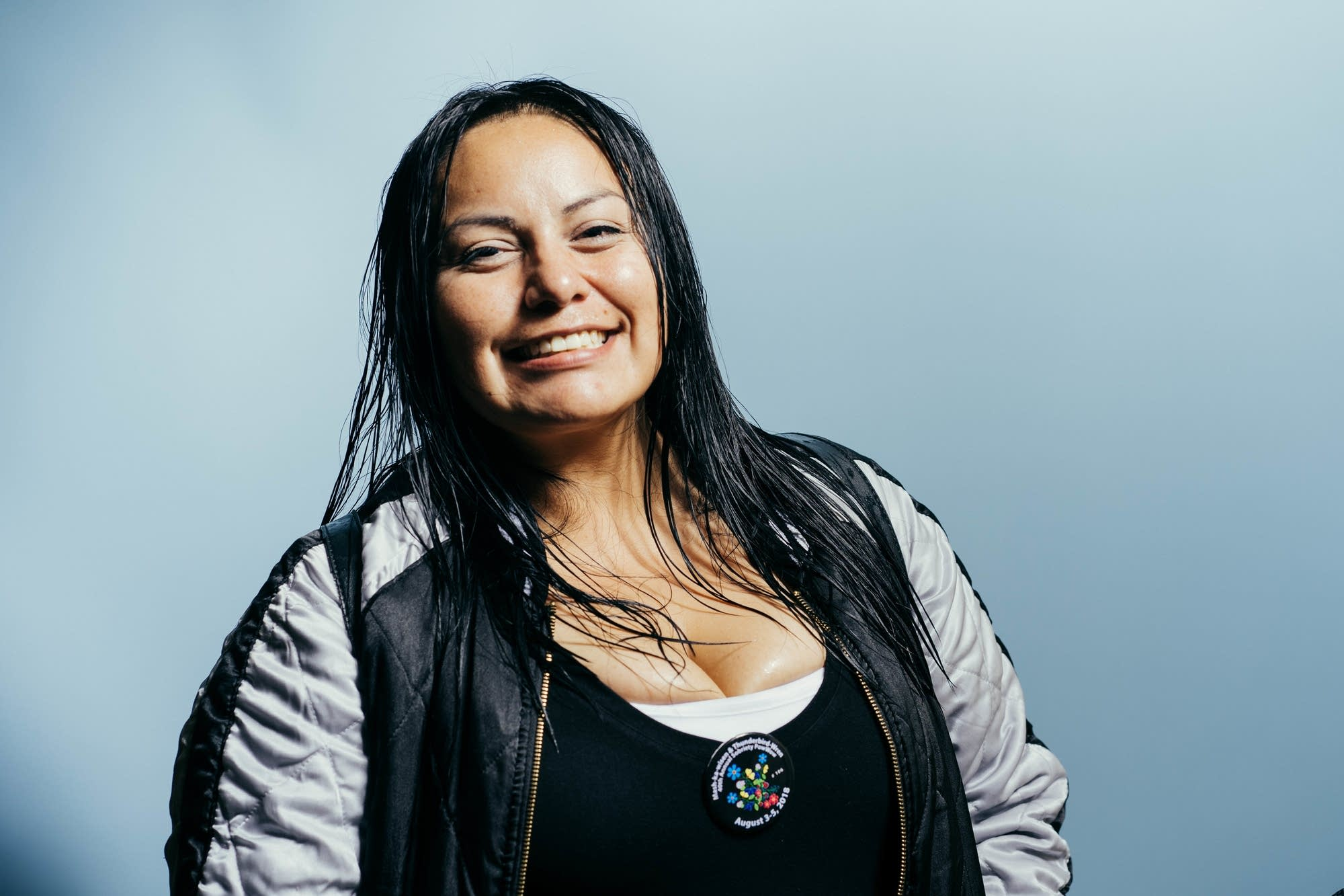 Monique Lynn Crow of Rosebud Sioux Tribe