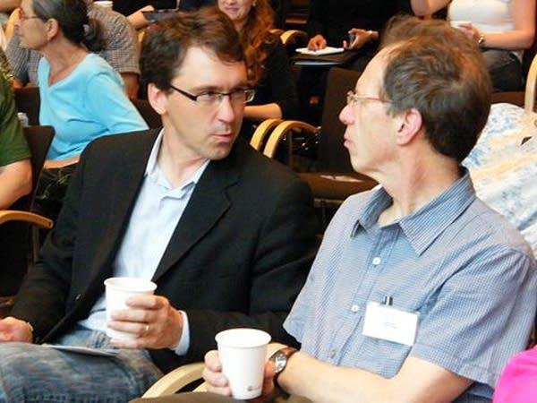 Dr. Jon Hallberg, Dr. Greg Filice