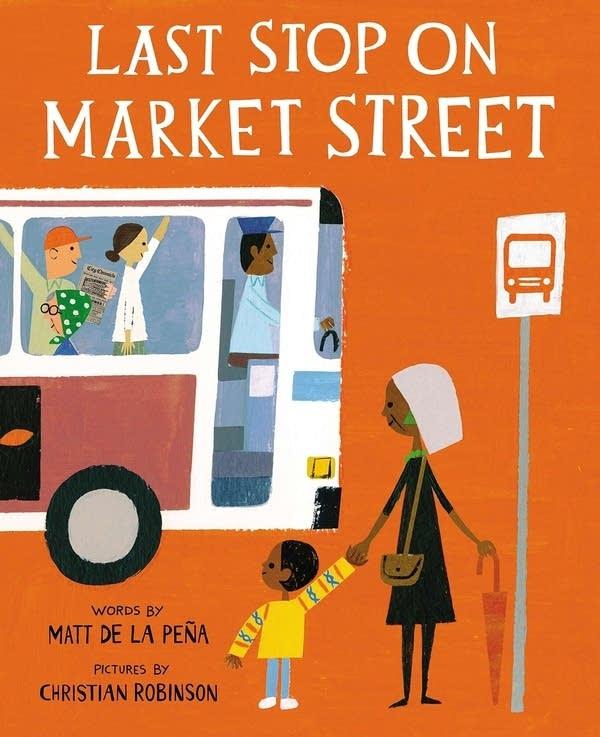 Julie's Library: Last Stop on Market Street