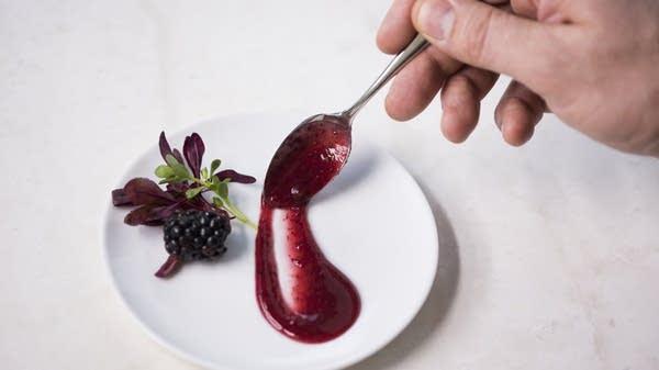Mixed Berry Wojapi