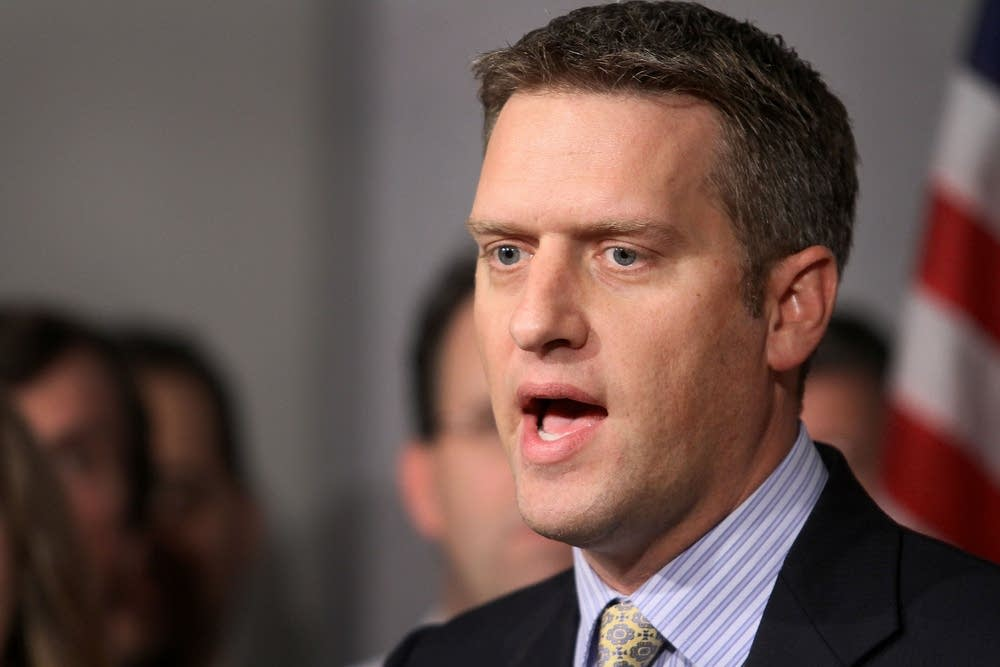 House GOP Minority Leader Kurt Daudt