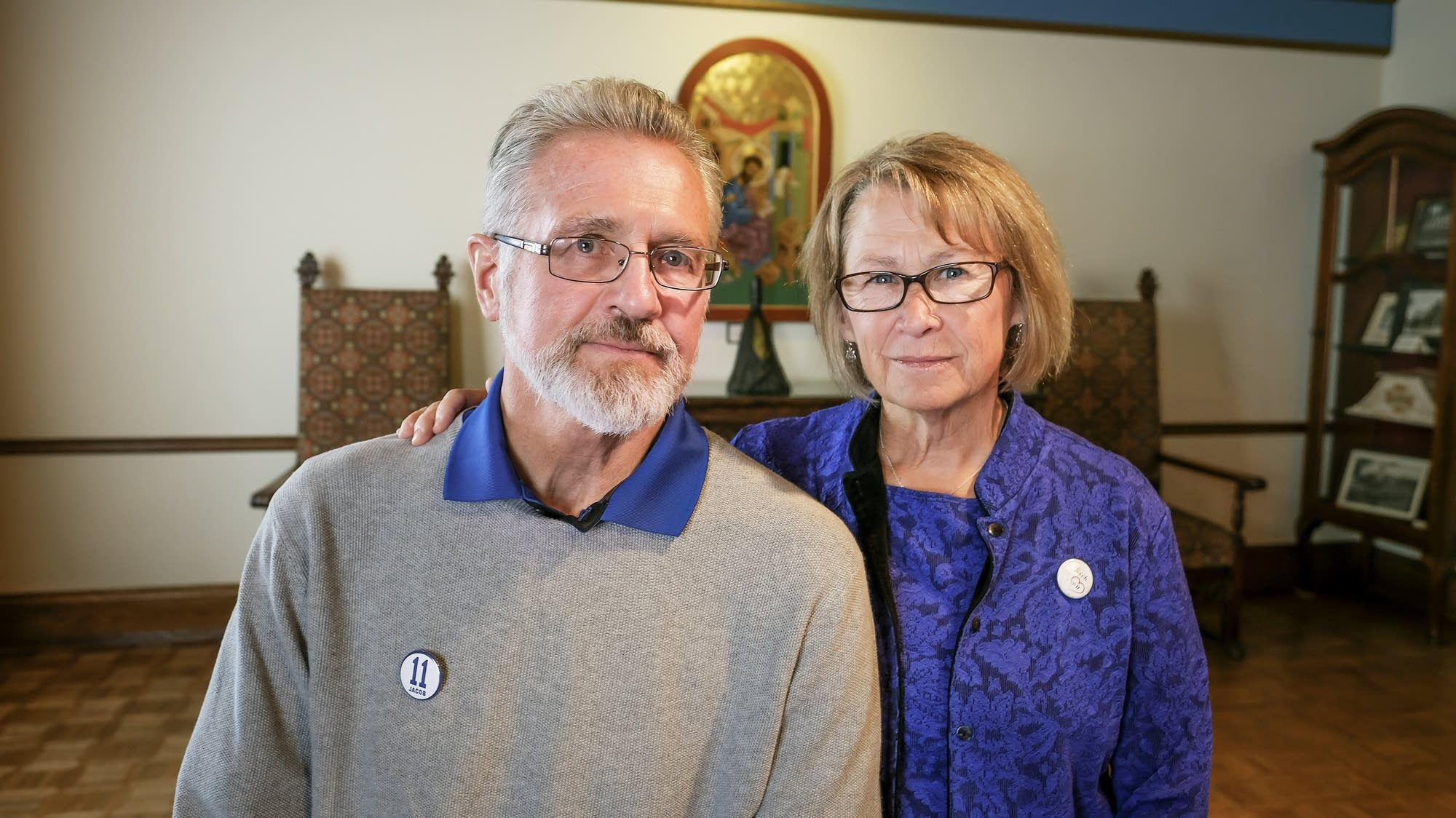 Jerry and Patty Wetterling