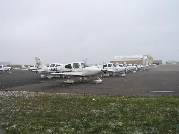 Cirrus planes