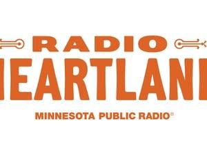 radio heartland, wordmark