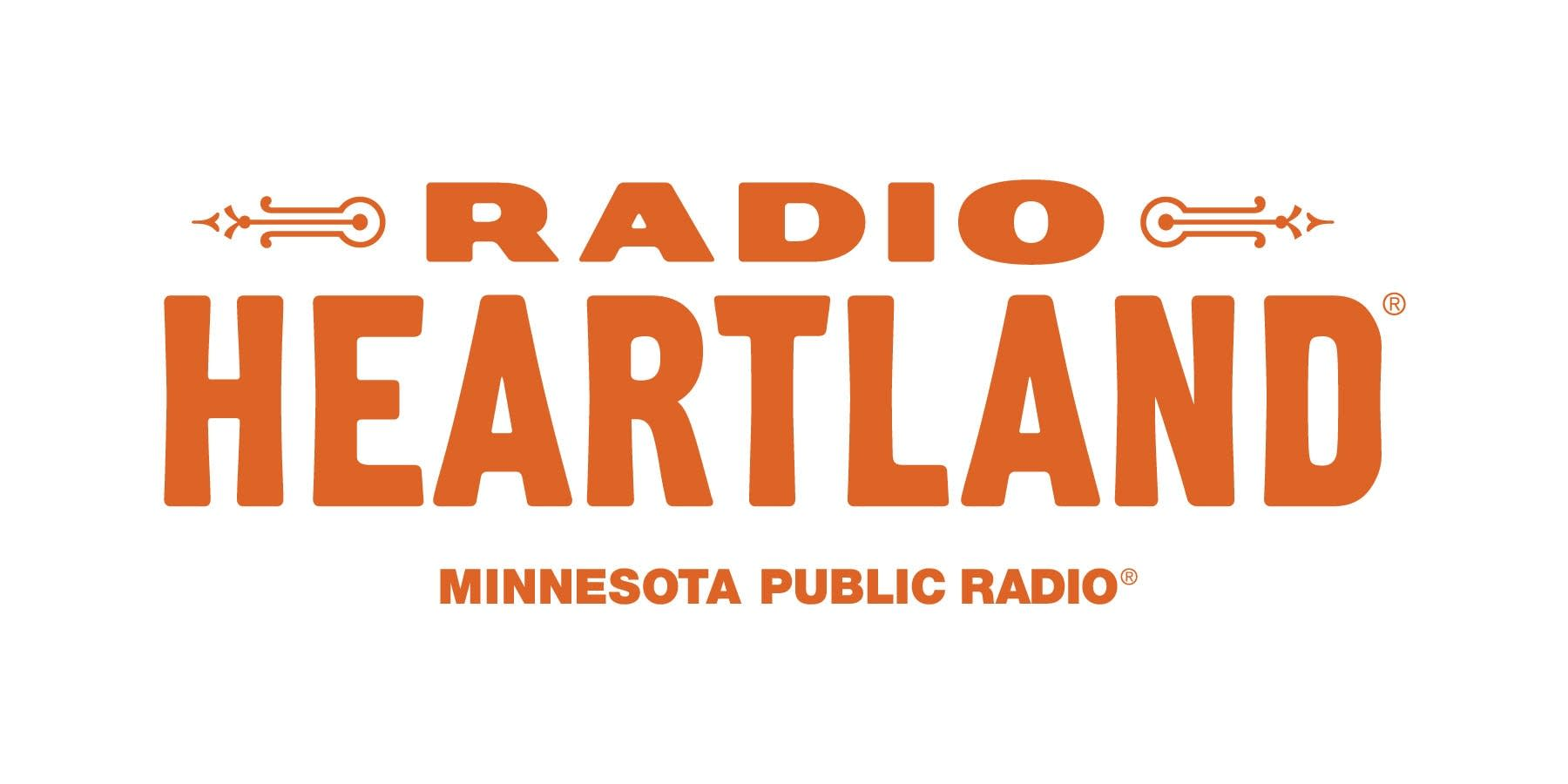 radio heartland, wordmark
