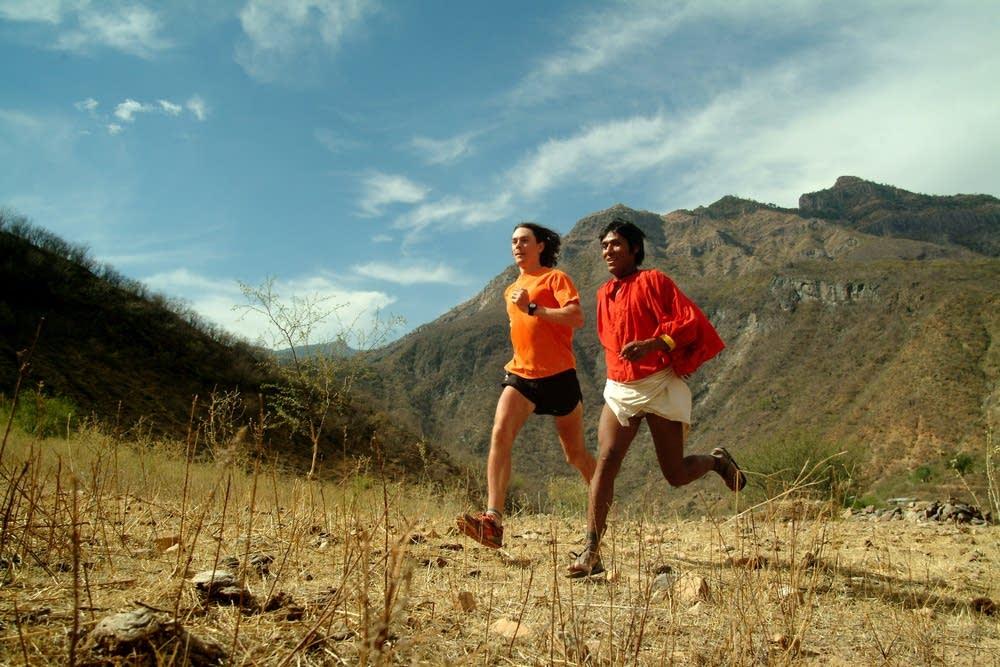 Copper Canyon run