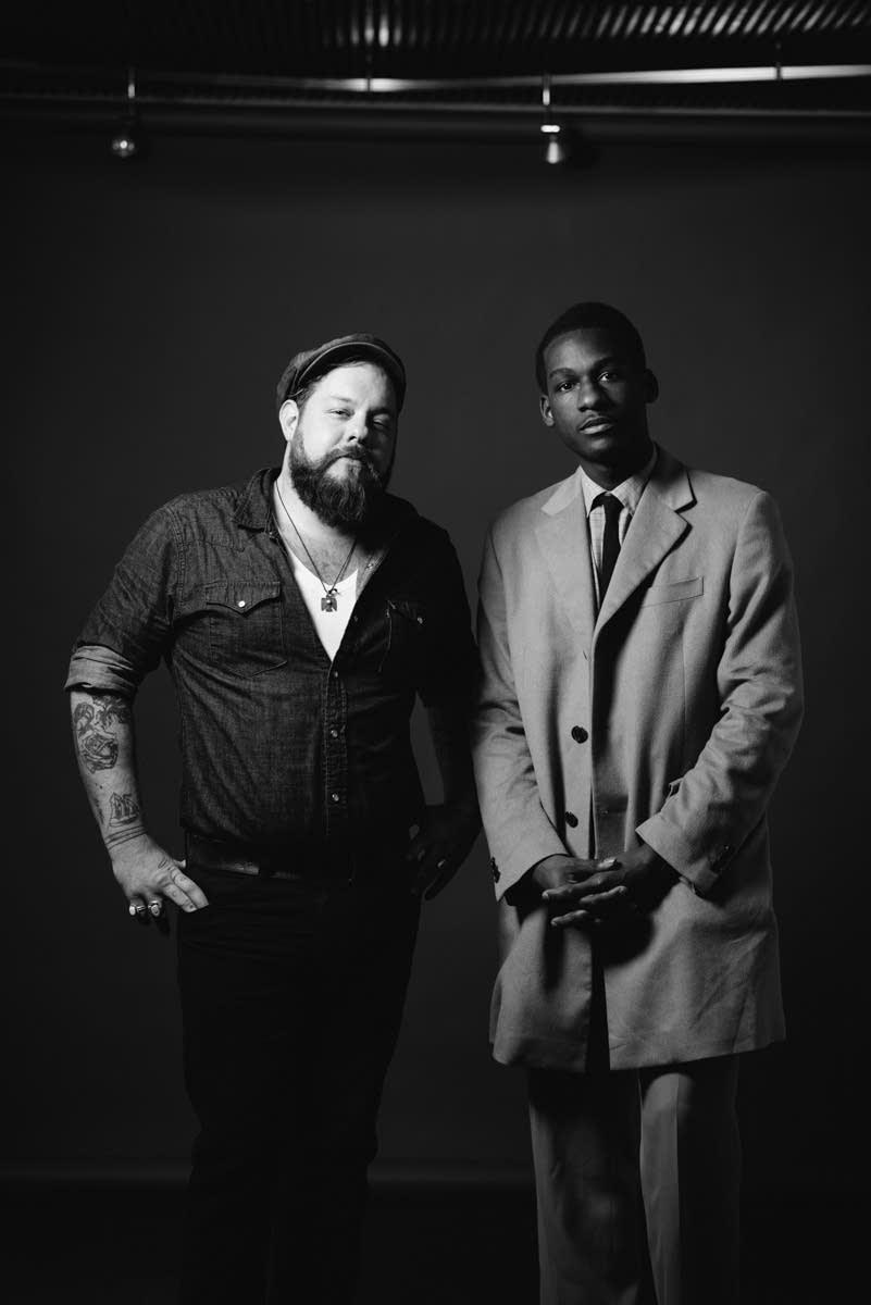 Nathaniel Rateliff and Leon Bridges