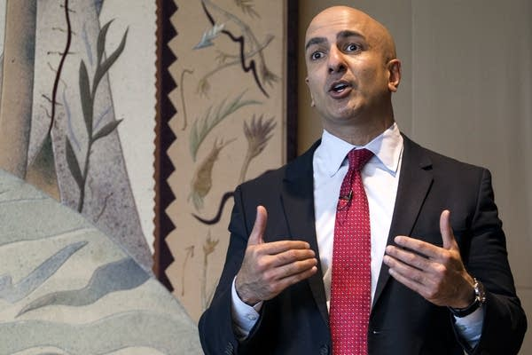 Neel Kashkari wraps up the Regional Economic Conditions Conference.