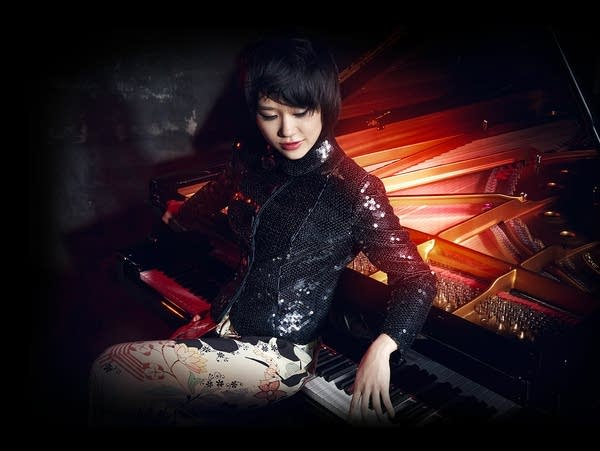 Yuja Wang and the art of finishing off a show
