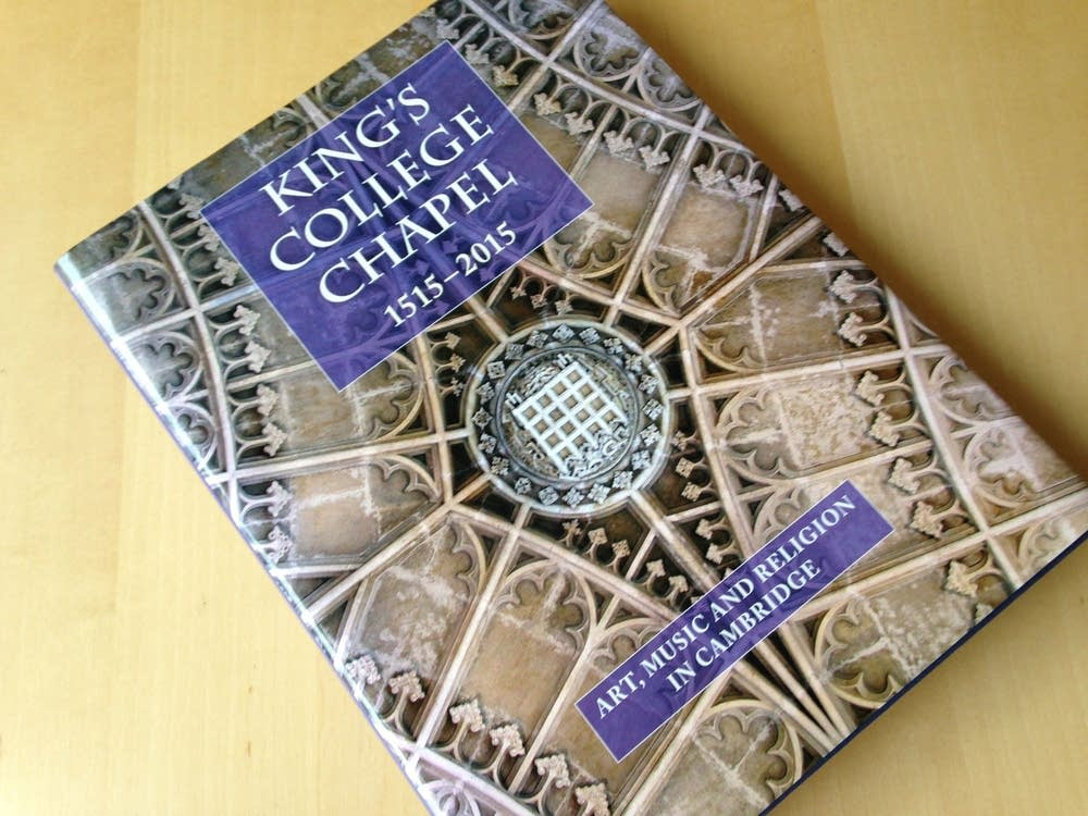 King's College Chapel: 1515 - 2015 cover