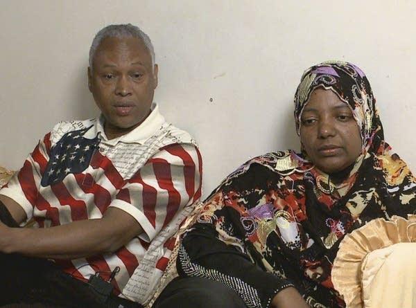 Sani's parents