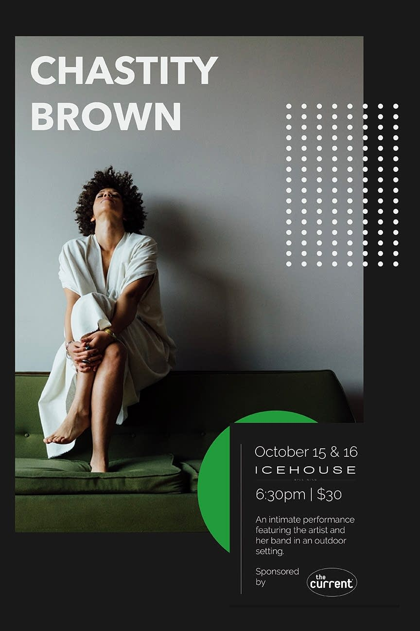 Chastity Brown at Icehouse poster