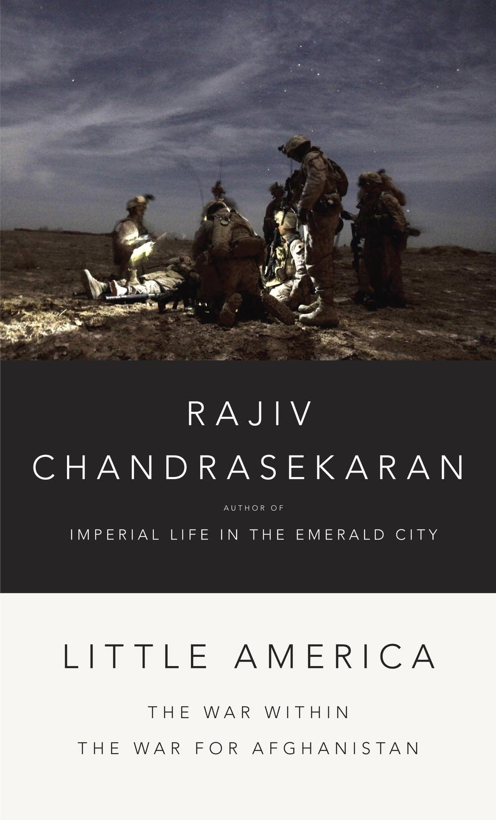 'Little America' by Rajiv Chandrasekaran
