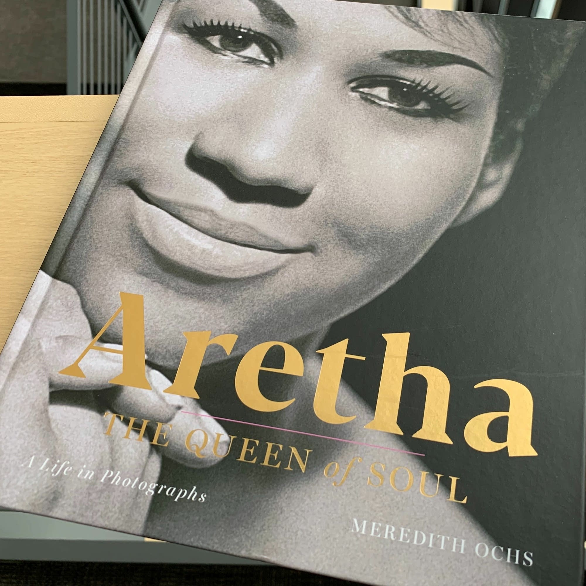 'Aretha: The Queen of Soul - A Life in Photographs.'