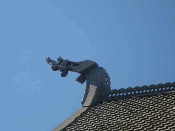 Church dragon