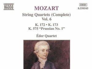 Mozart - String Quartet No. 21