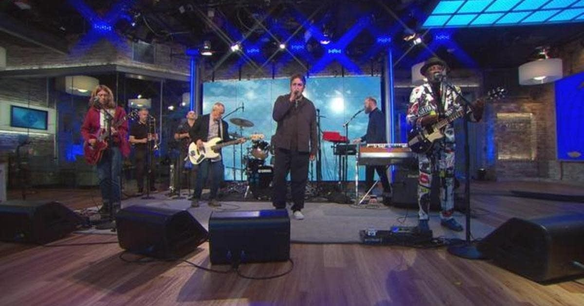 The Specials perform on CBS This Morning Saturday Sessions